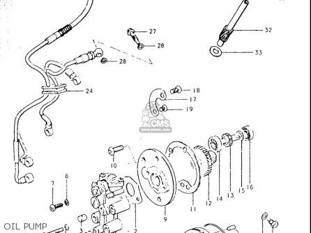 Suzuki Ts250 Wiring Diagram 1977