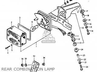 suzuki ts250 1981 (x) usa (e03) parts list partsmanual ... suzuki ts 125 x wiring diagram suzuki ts 250 x wiring diagram