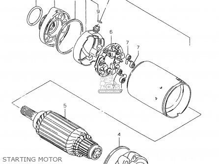 2008 suzuki burgman wiring diagram