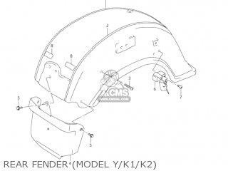 Suzuki Vl1500 Wiring Diagram on fender marauder wiring diagram