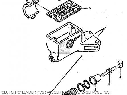 1995 Suzuki Vs1400 Intruder Wiring Diagram