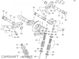 Suzuki Vs1400glp Intruder 1996 T Usa E03 Parts Lists And Schematics