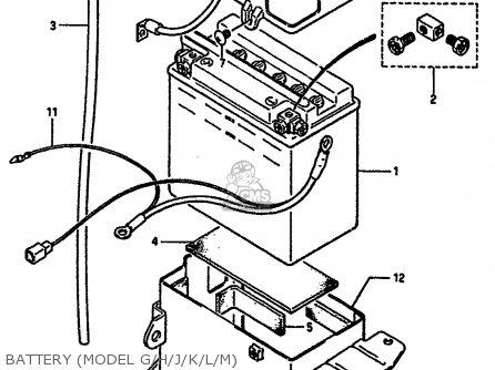 Suzuki Electrical Wiring Diagrams
