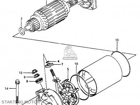 2001 suzuki intruder wiring diagram