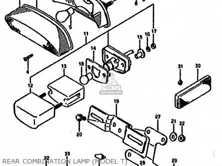 Suzuki Tachometer Wiring