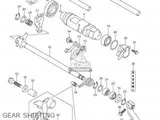 Suzuki Vz1500 Boulevard M90 2009 k9 Usa California e03 E33 Gear Shifting