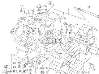Suzuki Vz800 Marauder 1997 V Usa E03 Parts Lists And Schematics