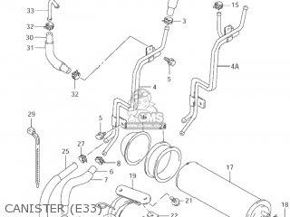 Suzuki Vz800 Marauder 1998 W Usa E03 Parts Lists And Schematics
