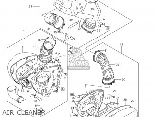 Suzuki    Vzr1800    Boulevard       M109r    2006  k6  Usa  e03  parts list partsmanual partsfiche