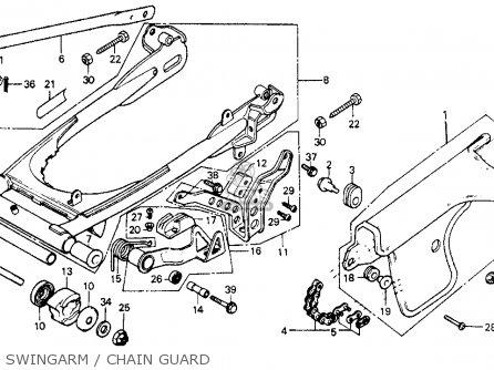 (43431-437-000) ARM,RR.BRK.STPR.