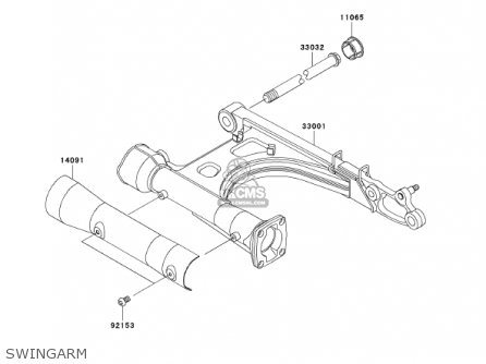 COVER,SWING ARM