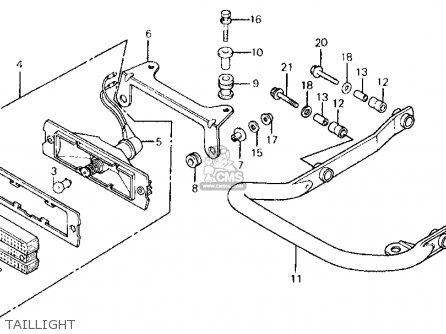 Honda Atc350x 86 Atc350x 1986 Parts