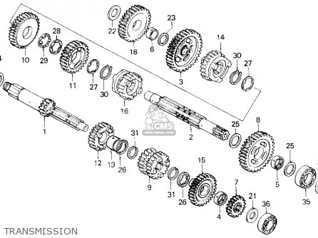 COUNTERSHAFT,TRAN