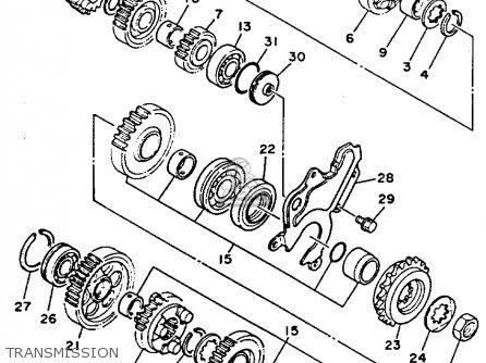Honda Valkyrie Transmission Diagram