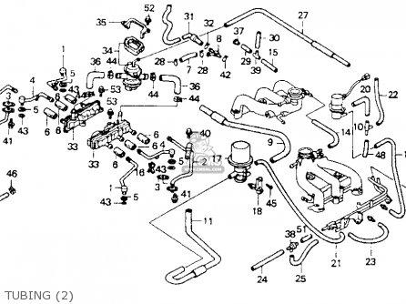 Honda Gl1500a 92 Gl1500a Goldwing Aspencade 1992 Parts