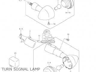 Lamp Assy, Fr Turn Signal, L photo