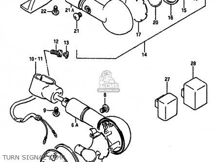 Lamp Assembly, Rear Turn Signal photo