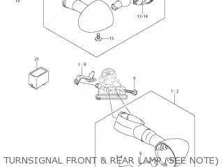 Lamp Assy, Fr Turn Signal, R photo