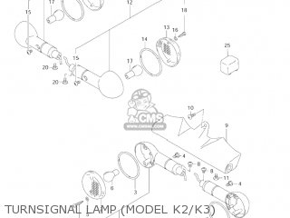 Lamp Assy, Fr Turn Signal, L photo