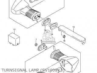 Lamp Assy, Fr Turn Signal, R photo