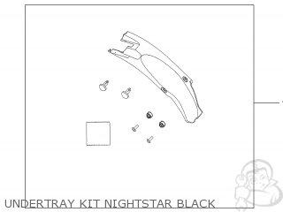 Undertray Kit Nightst photo