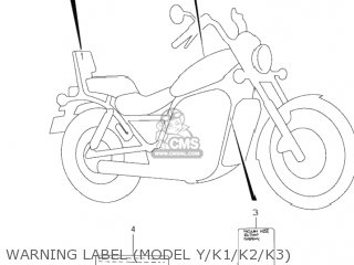 Manual, Owner's Vs1400gly photo
