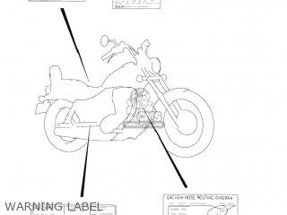 Label (vacuum Hose Routing) photo