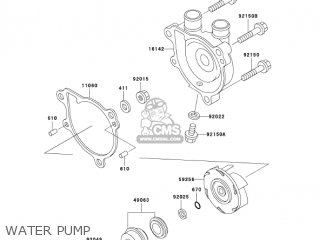 Cover-pump, Water photo