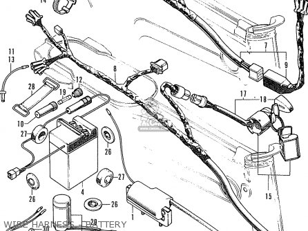 honda st 70 wiring diagram wiring diagram and schematics Blanchard No. 18 Wiring-Diagram honda xl70 wiring diagram schematic diagram source harness wire photo the st70