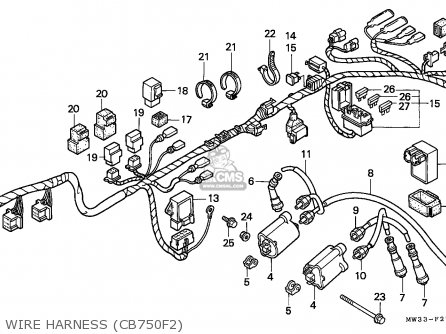 Cb 750 F2 Wiring Diagram