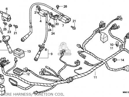 Harnesswire For Xl600v Transalp 1987 H Germany