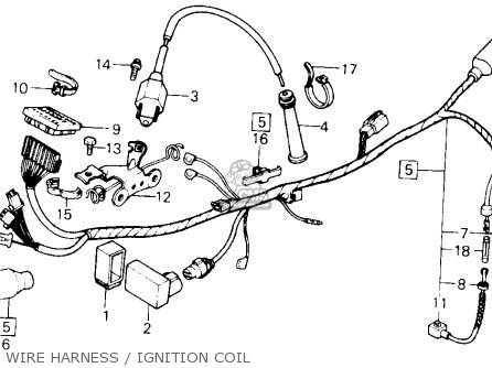 AODE furthermore Partslist besides Partslist further Rangerover together with Honda Qa50 Wiring Diagram. on wire harness band