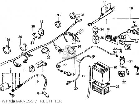 honda xr600r wiring diagram with Honda Atc 200 Wiring Diagram on Ezgo Carburetor Diagram besides Wiring Diagram For Honda Gl1500se moreover 86 Honda Xl250r Parts further Wiring Diagram Xrm 110 further Wiring Diagram For Honda Gl1500se.