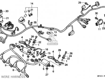 Cbr1000f Wiring System besides 397161260864756255 also Honda Cbr 600 Engine Diagram in addition 1994 Honda Civic Clutch Switch moreover Simple Jet Engine Parts Diagram. on wiring diagram honda blackbird
