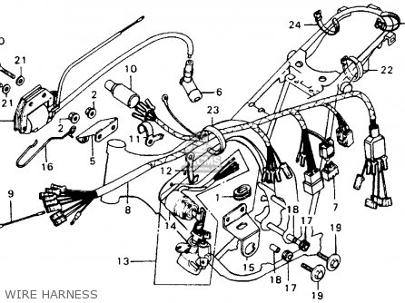 Wiring Diagram For 1975 Yamaha Dt 125 on 1975 yamaha 125 ignition wiring diagram