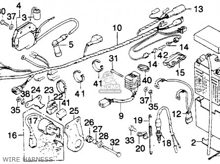 honda mt250 wiring diagram with Cover Abattery 31532358000 on Honda Trail Ct110 Wiring Diagram Wiring Diagrams furthermore Cover Abattery 31532358000 moreover Diagram For 1976 Honda Gl1000 Free Image Wiring furthermore Honda Cb550 Wiring Diagram additionally Ford F 550 Parts Diagram.
