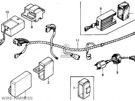 Honda Trx 250r Wiring Diagram