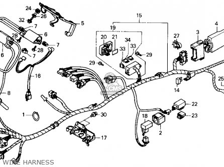 Wiring Harness For 1969 in addition Partslist likewise 1973 Honda Ct90 Wiring Harness further 1998 Kawasaki Prairie 400 Wiring Diagram furthermore Honda Motorcycle Repair Information. on ct70 wiring diagram