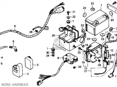 2005 Honda 300ex Engine Diagram moreover Honda Fourtrax 450 Battery Location also Honda Trx 420 Vin Location in addition 2005 Honda Rincon 650 Wiring Diagram likewise Wiring Diagram Yamaha Grizzly 660. on wiring diagram 2005 honda rincon