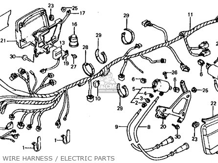 Electric Wire Electric Wire Parts