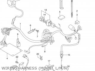 Cover, Wiring Harness photo