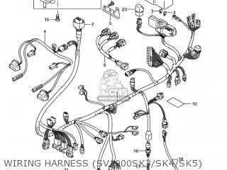 Harness, Wiring No.2 photo