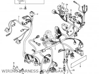 Harness, Wiring,  photo