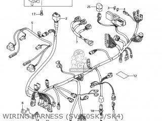 Harness, Wiring, No.1 photo