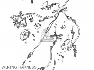 Harness, Wiring photo