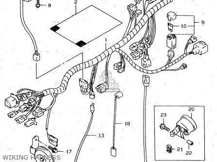 dr650 wiring harness owner manual \u0026 wiring diagram Moto Guzzi California