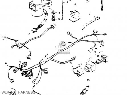 Harness, Wiring No. 1 photo