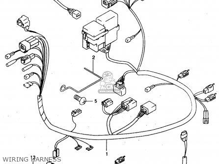 Suzuki Marauder Vz800 Wiring Diagram | Wiring Diagram on