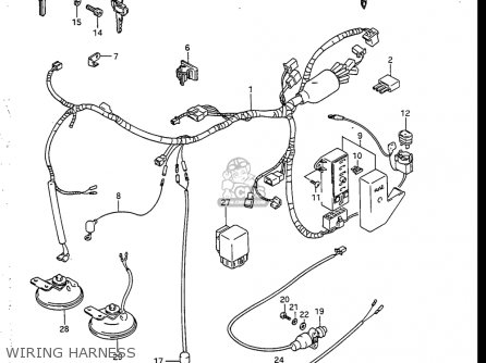 wiring harness_mediumsuusa82825_1be8 wiring diagram 400 art art frame, art tutorial, art tools, art lt250r wiring diagram at reclaimingppi.co
