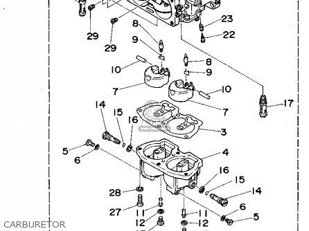 Yamaha F115 Fuel Pump On